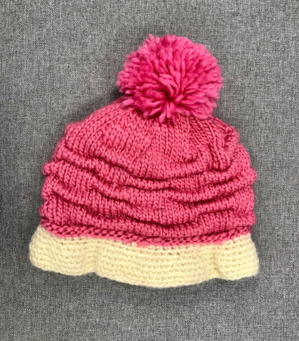 Loose Bobble Hat
