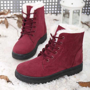 Women  winter leisure pretty boots