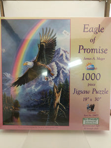 Eagle Of Promise jigsaw puzzle