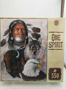 One Spirit jigsaw puzzle