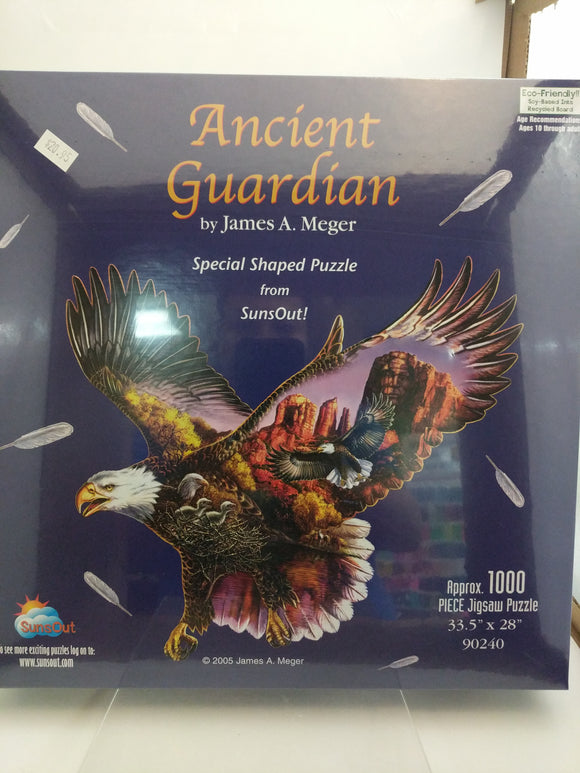 Ancient Guardian jigsaw puzzle