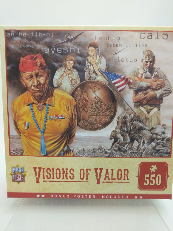Visions of Valor