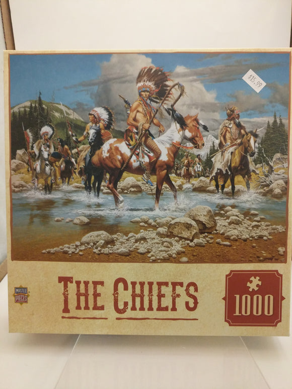 The Chiefs Jigsaw Puzzle