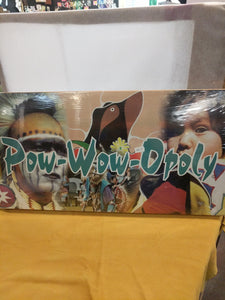 Pow-wow-Opoly game