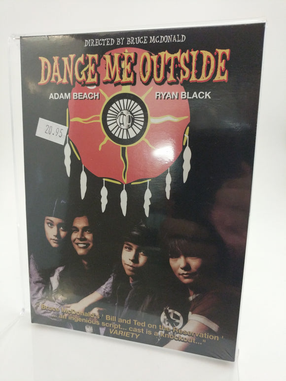 Dance Me Outside DVD