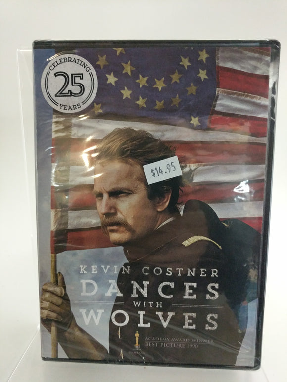 Dances with Wolves DVD