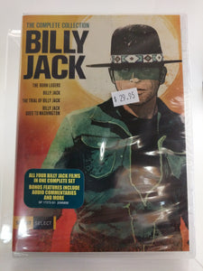 Billy Jack DVD