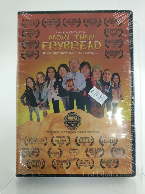 More Than Frybread DVD