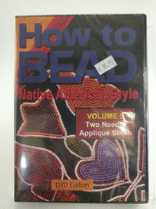 How To Bead Native American Style vol. 5 DVD