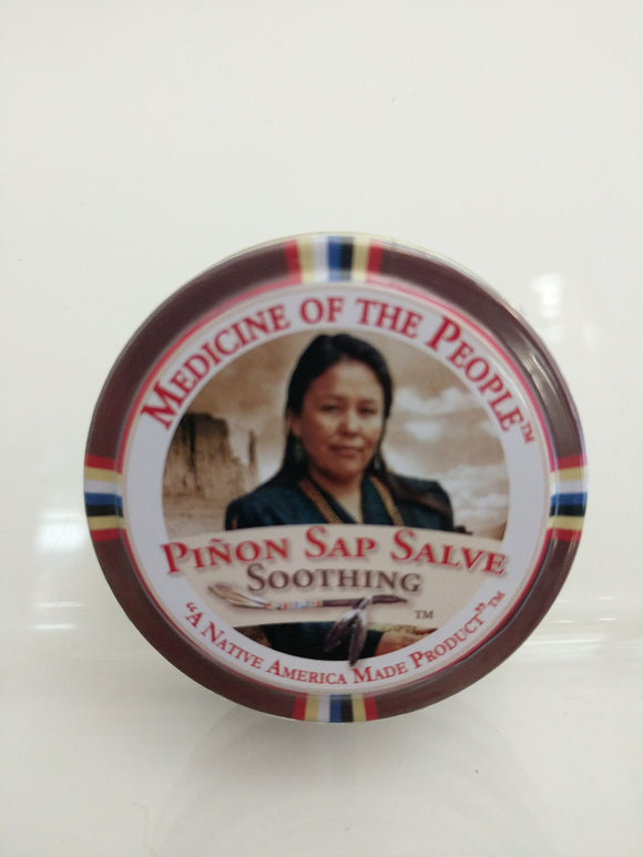 Pinon Sap Salve  .75 oz