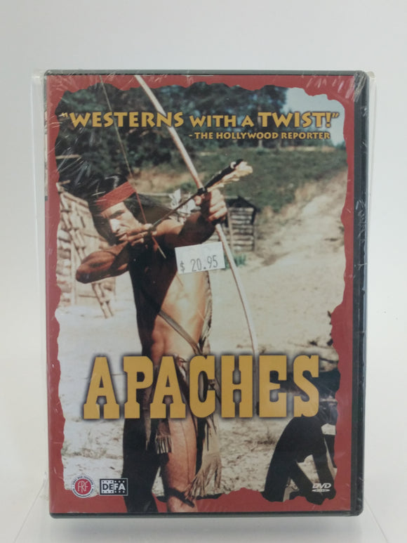 Apaches DVD