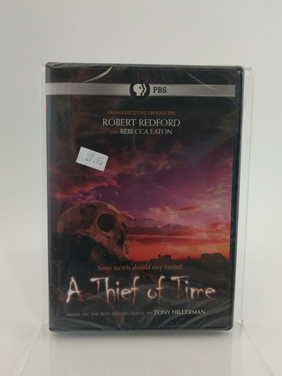 A Thief of Time DVD