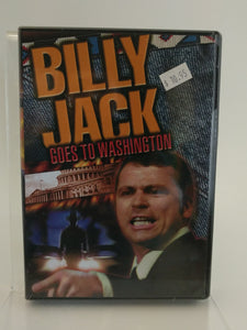 Billy Jack goes to Washington DVD