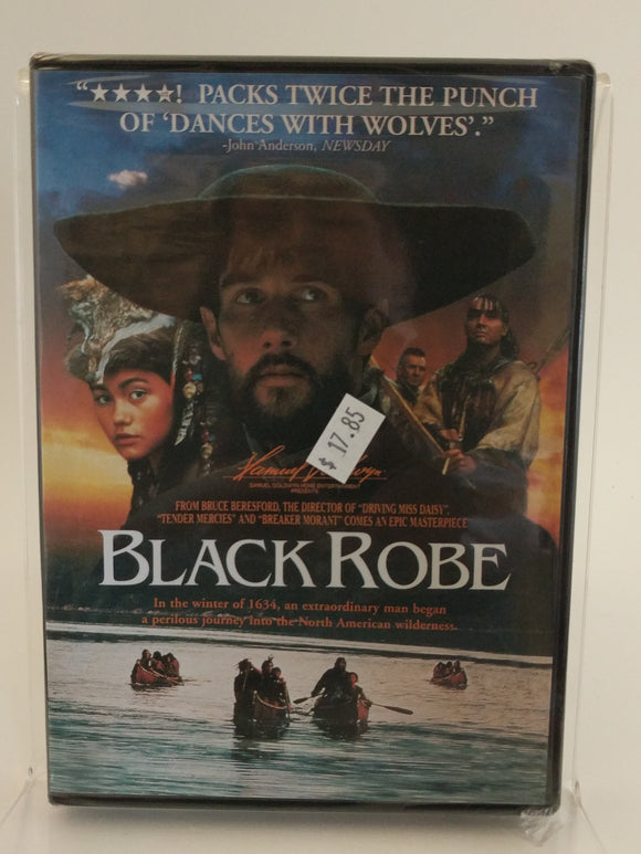 Black Robe DVD