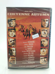 Cheyenne Autumn DVD