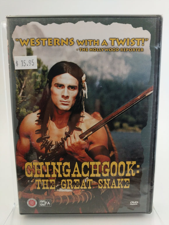 Chingachgook: The Great Snake DVD