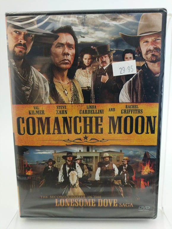 Comanche Moon DVD