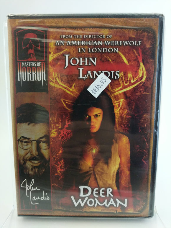 Masters of Horror Deer Woman DVD