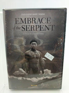 Embrace of the Serpant DVD