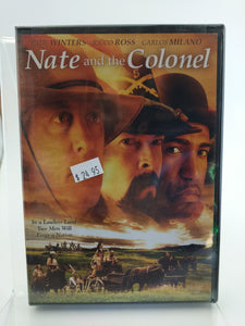 Nate and the Colonel DVD