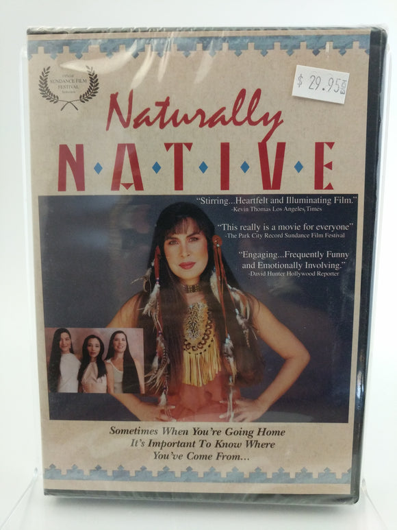 Naturally Native DVD