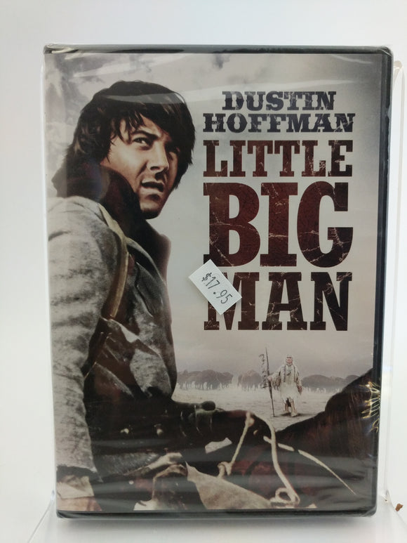 Little Big Man DVD