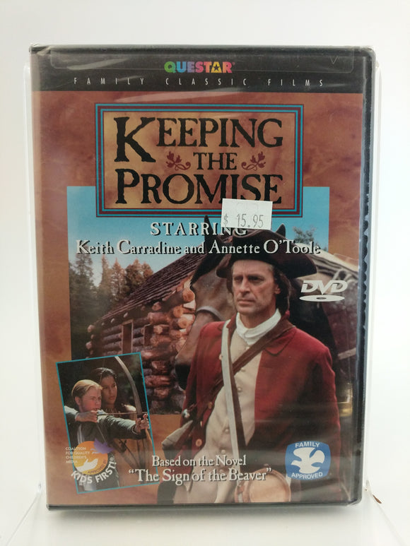 Keeping the Promise DVD