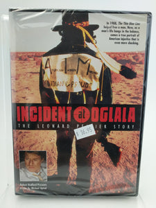 Incident at Oglala DVD