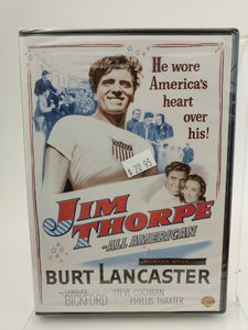 Jim Thorpe -All American DVD