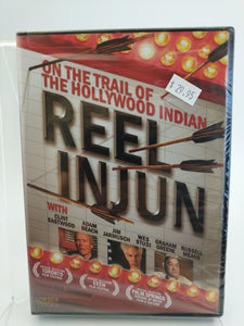 On the Trail of The Hollywood Indian REEL INJUN