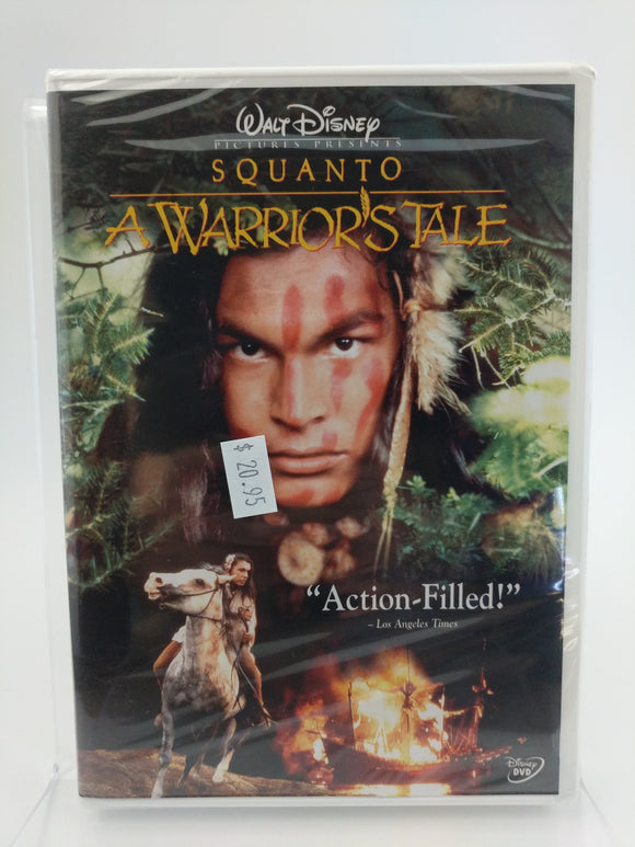 A Warrior's Tale DVD