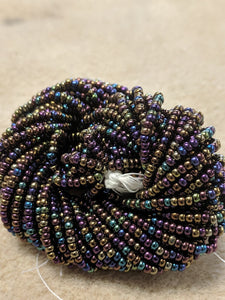 czech-bead-11-0-Black Iris Metallic-1AB