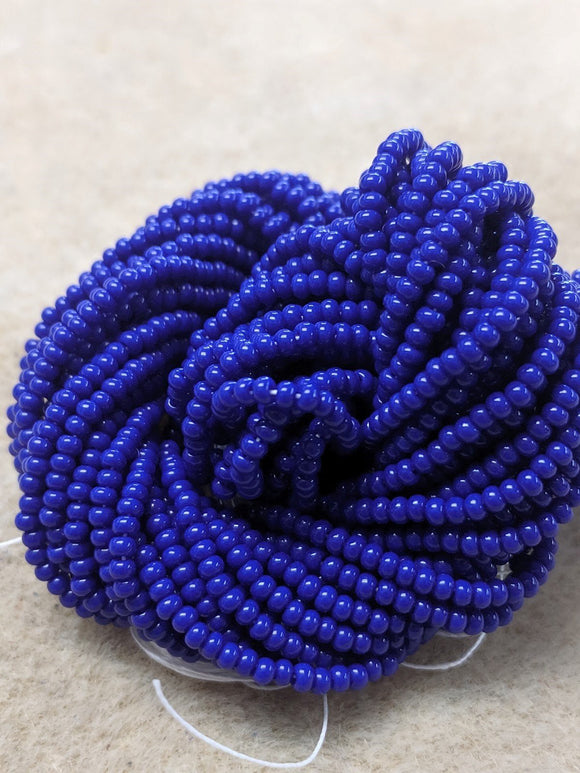 czech-bead-11-0-Dark Blue OP-260