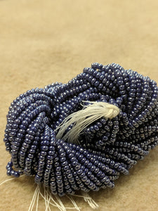 czech-bead-11-0-Dark Blue OP Luster-265L