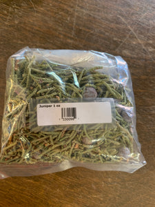 Herb- Juniper 1oz