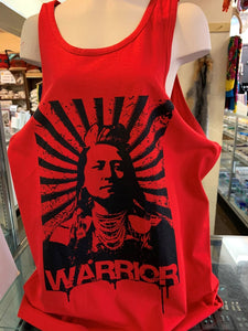 Red Warrior Tank