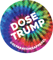 Dose Trump Button