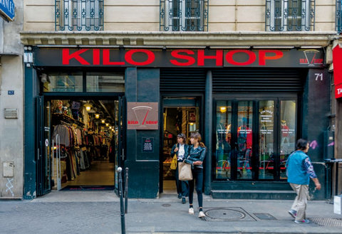 Kilo Shop - La Boutique du Vintage