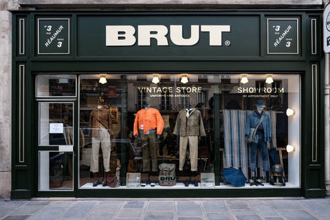 Brut Clothing - La Boutique du Vintage