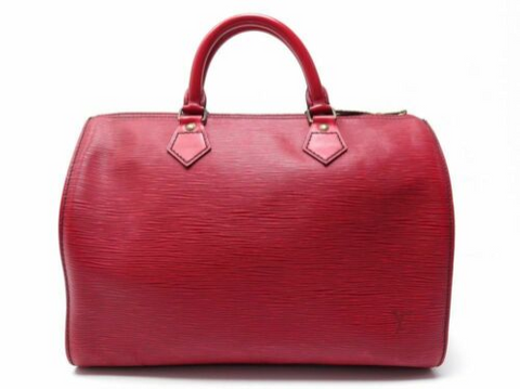 Sac Speedy - Rouge Castillan