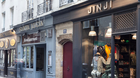 Jinji Paris - La Boutique du Vintage