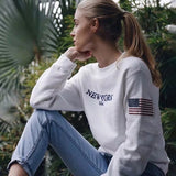 Sweat Vintage Femme<br> New York