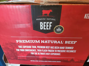 Premium Natural Beef Variety - Fat Daddy Meats