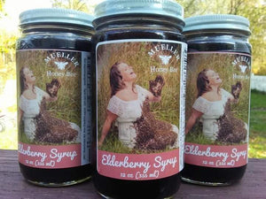 Elderberry Syrup LOCAL - Fat Daddy Meats