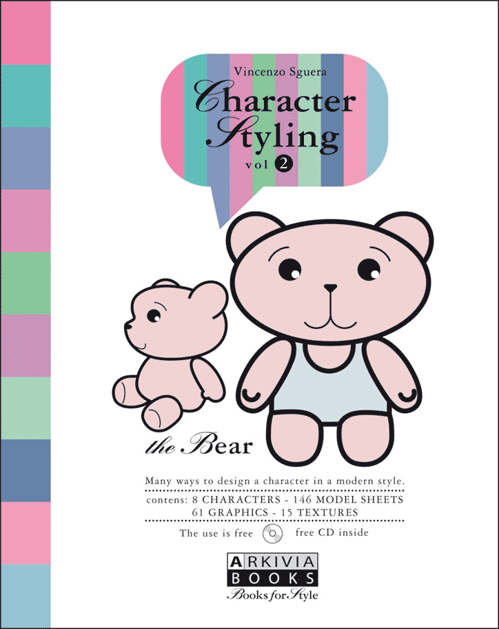 13 - CHARACTER STYLING VOL.2