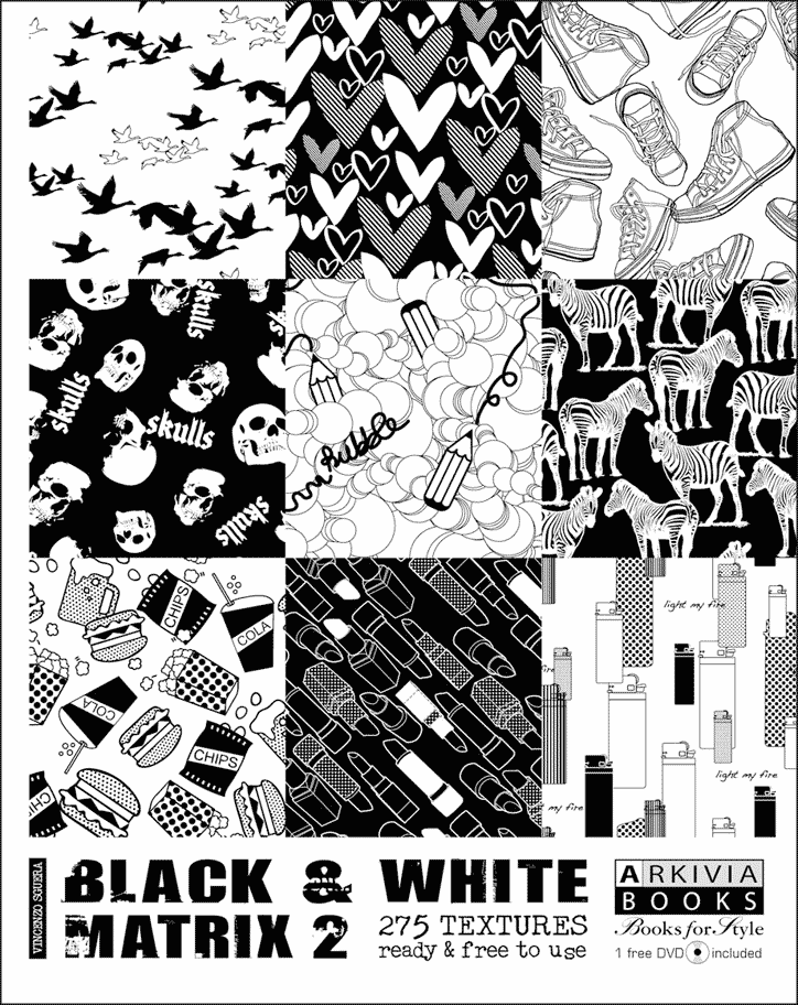 16 - BLACK & WHITE MATRIX 2