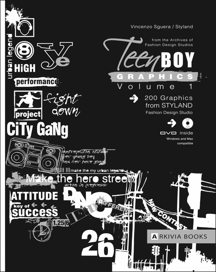 22 - TEEN BOY GRAPHICS VOL.1