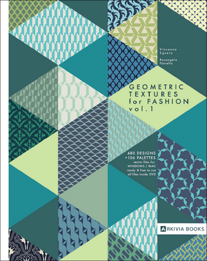 32 - GEOMETRIC TEXTURES FOR FASHION VOL.1