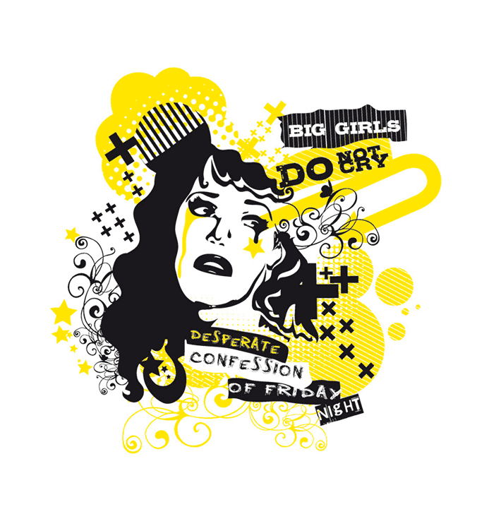 10 - GOTHIC POP GRAPHICS VOL.1