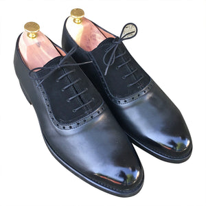 Online  Black Classy Oxford shoes for men